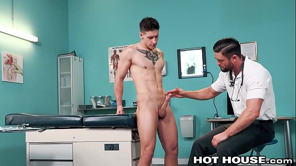 Dalton Riley Can't Contain Boner At Doctor Appointment – Hothouse